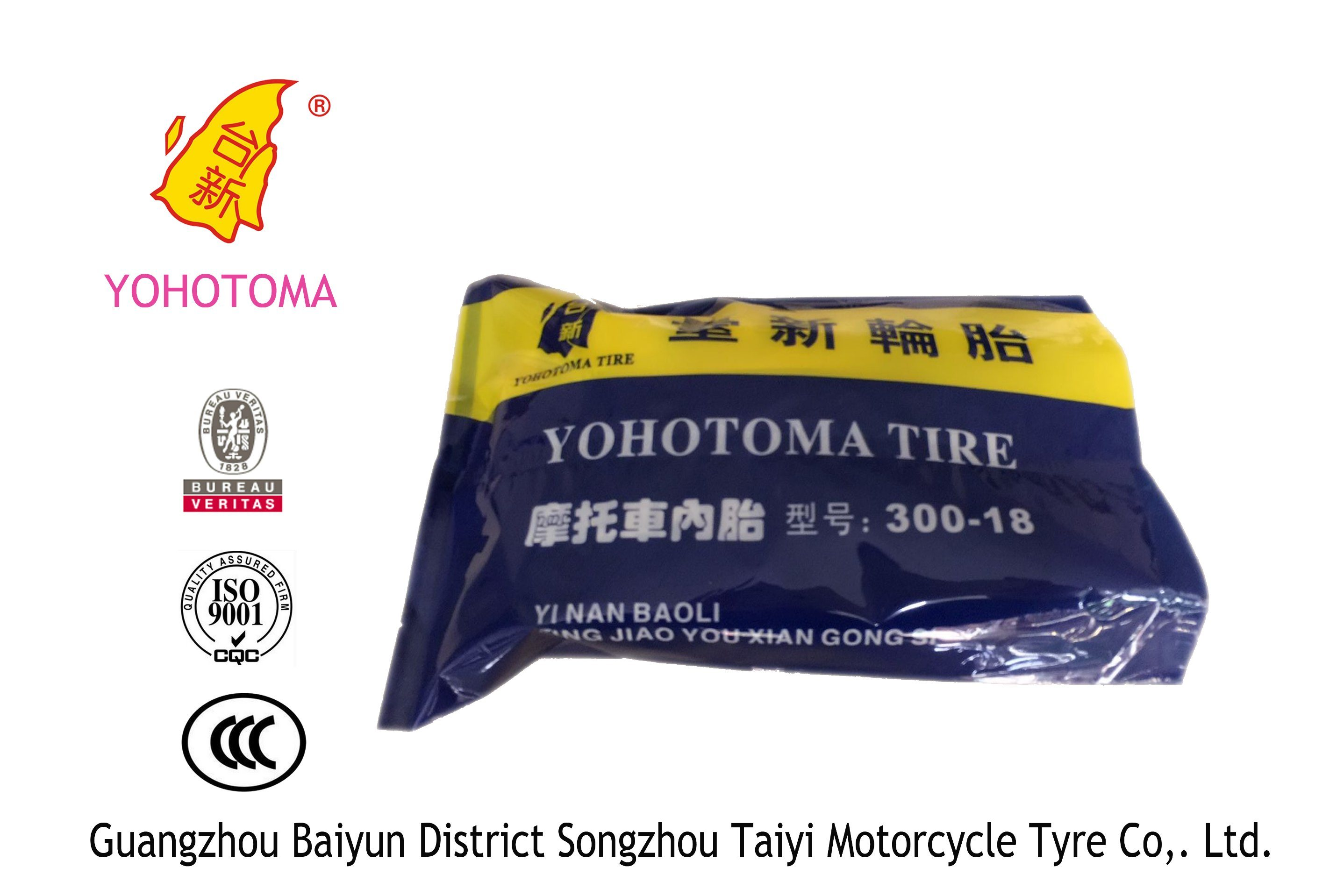 Motorcycle Inner Tube / Tire/ Tyre 3.00-10