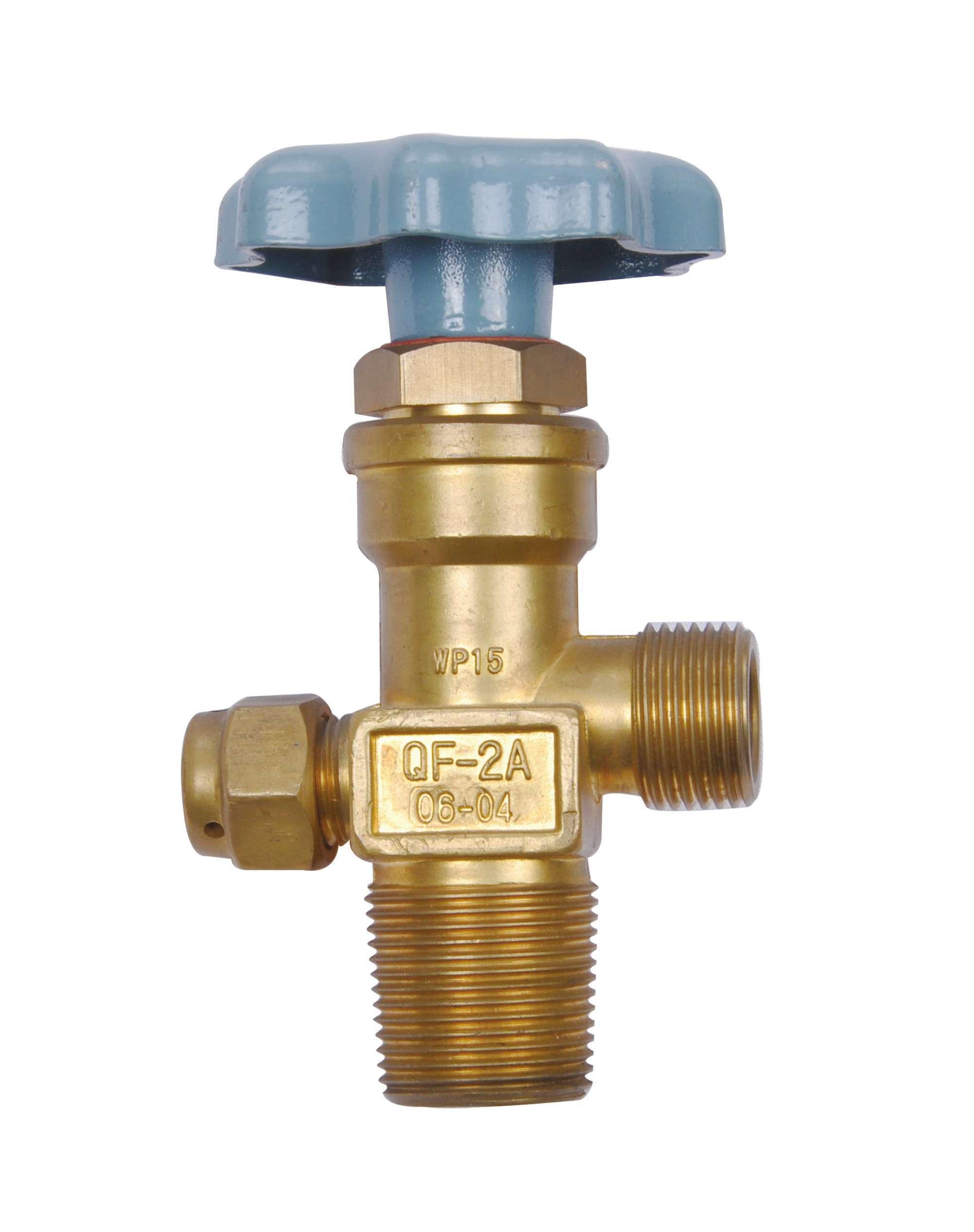 Gas Cylinder Valve, Gas Cylinder Oxygen Valve Qf-2c7