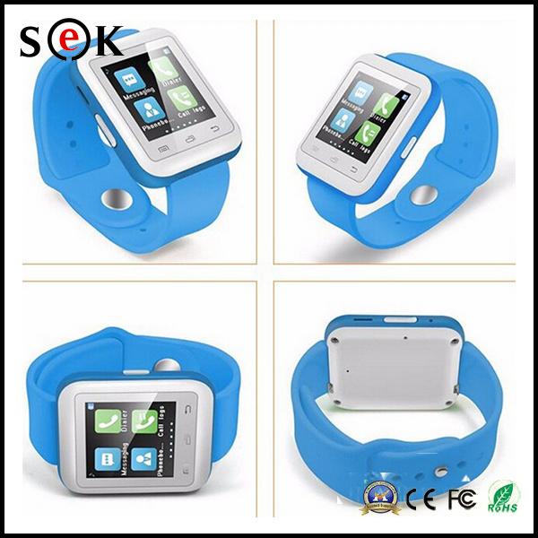 Cheapest Newest Bluetooth Smart Watch, U9 Anti-Loss Mtk6261d Pedometer U9 Watch mobile Phone