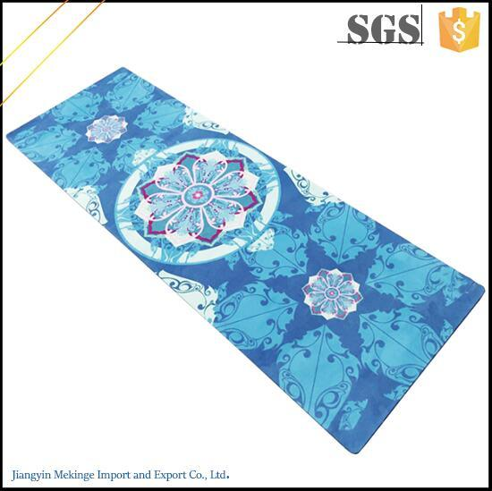 Tasteless TPE Yoga Mat Custom Printed