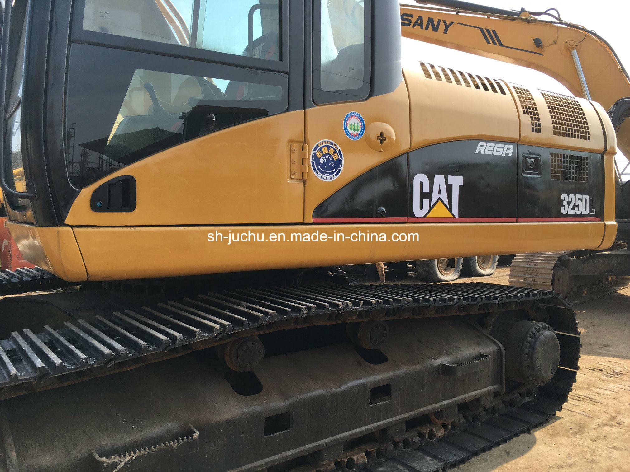 Original 2012year Used Cat 325dl Hydraulic Track Excavator /Caterpillar (325DL) Excavator