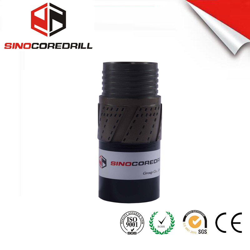Dcdma Standard Diamond Reaming Shell Used for Mining Exploration Diamond Drilling