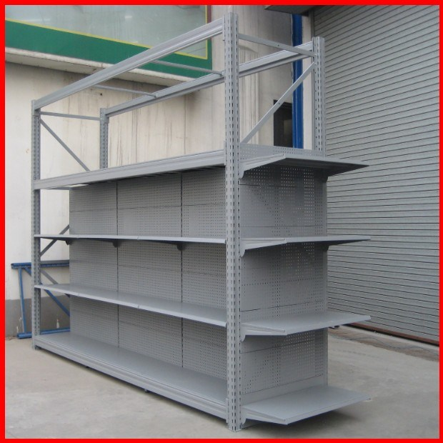 Novel Design Supermarket Shelf Rack for Bulk Goods