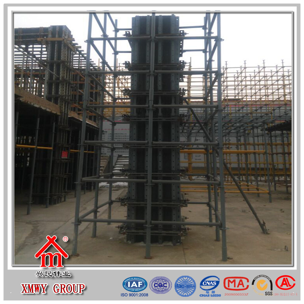 2016 Shearing Wall&Column Formwork with Lightweight for Concrete