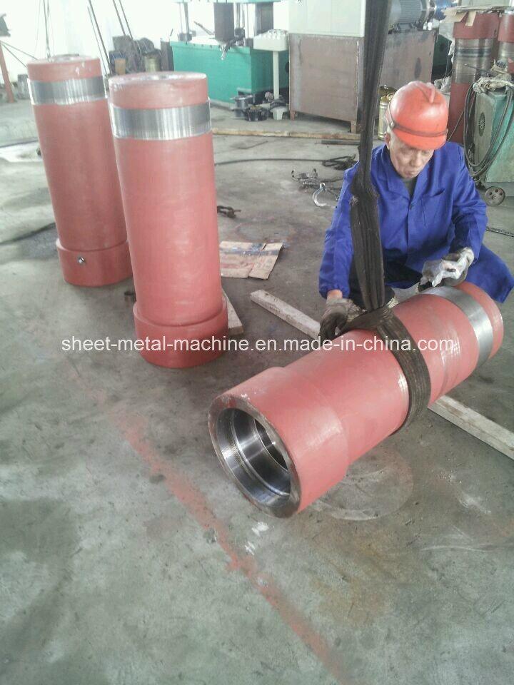 Hydraulic Quick Type Sheet Iron Design Press (YK32-350T)