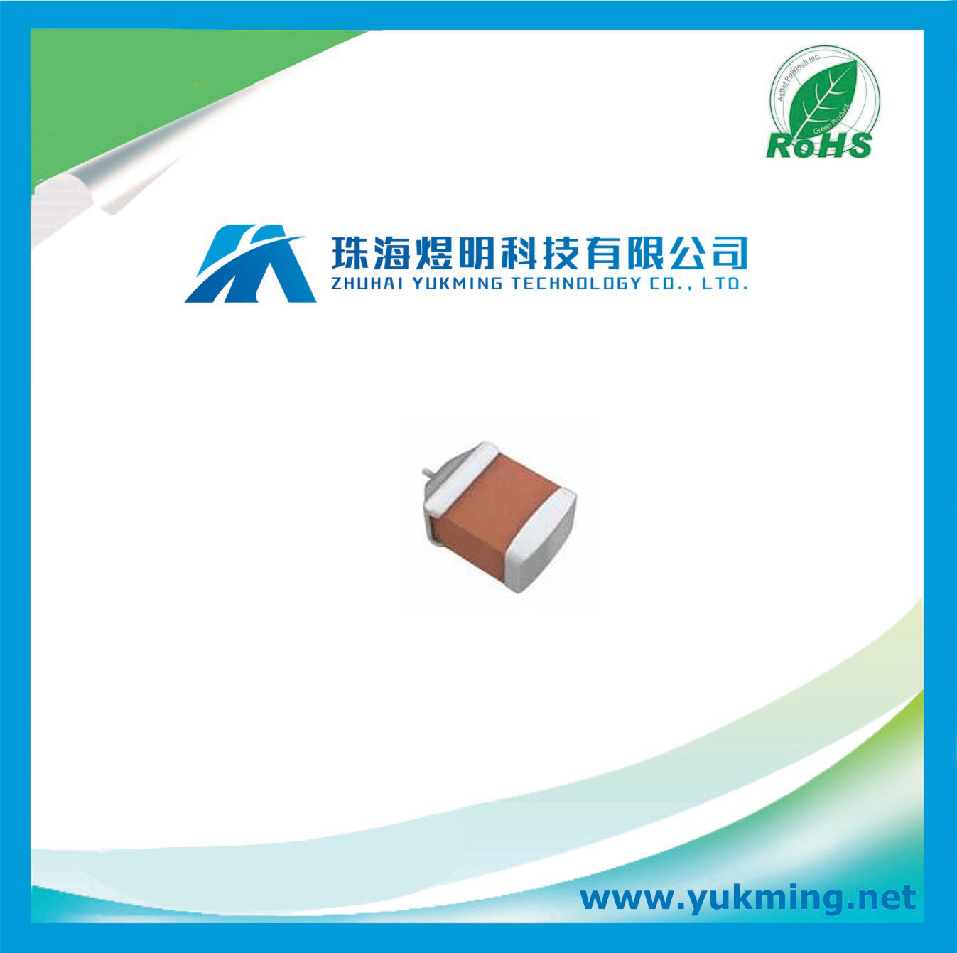 Solid Tantalum Chip Capacitor 591d686X9025r2t20h of Electronic Component