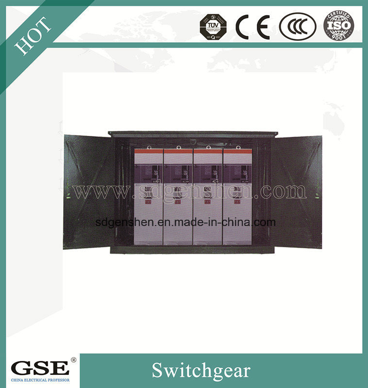 Box Type (fixed) High Voltage Metal-Enclosed Network Switchgear/Power Distribution Cable Box