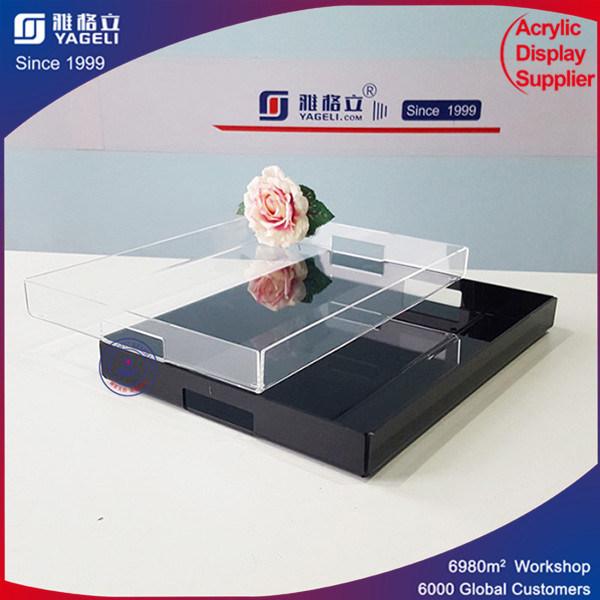 Factory Custom Wholesale Acrylic Tray Tables