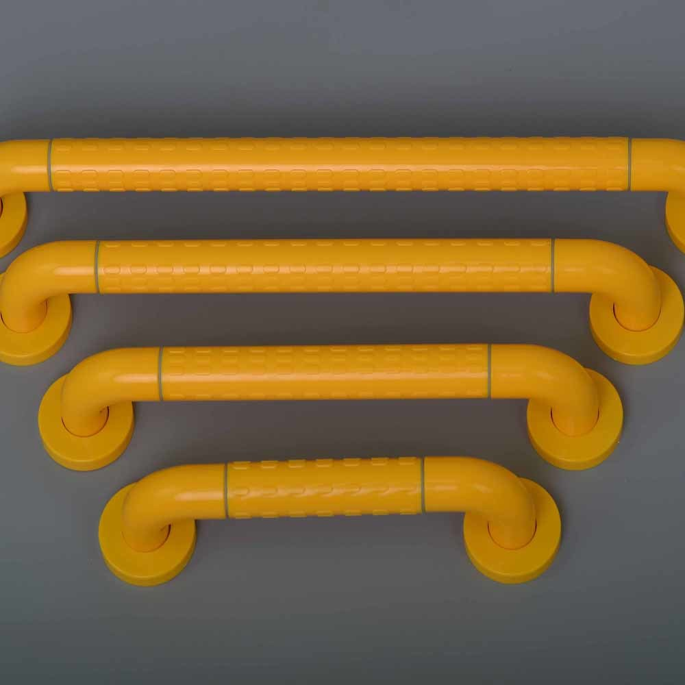 """12"""" Inches to 48"""" Inches Bathroom I Shape Grab Bars"""