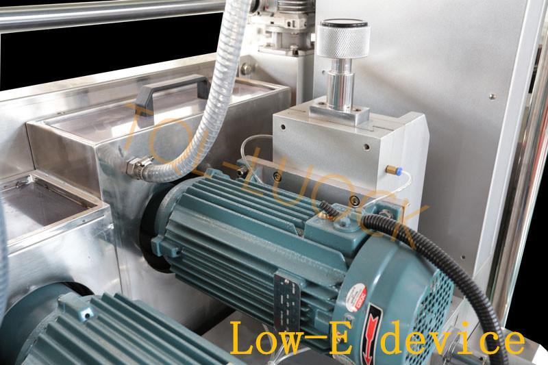 Tql2530 Glass Straight Line Double Edging Production Machine Line-L
