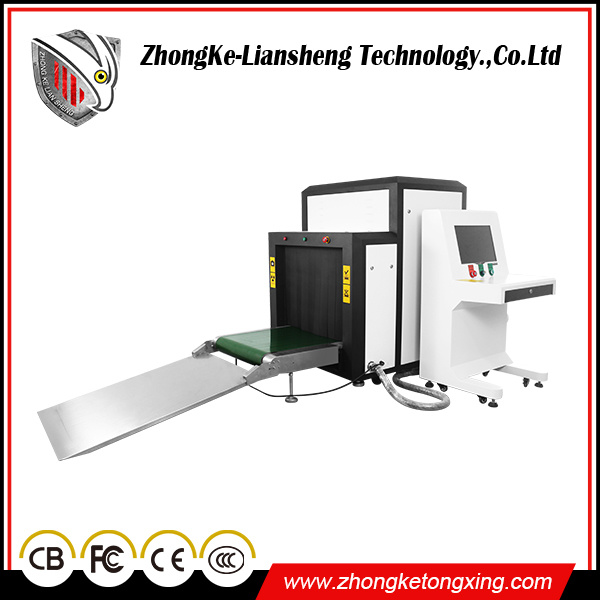 Large Size X Ray Baggage Security Inspection System Zk-8065