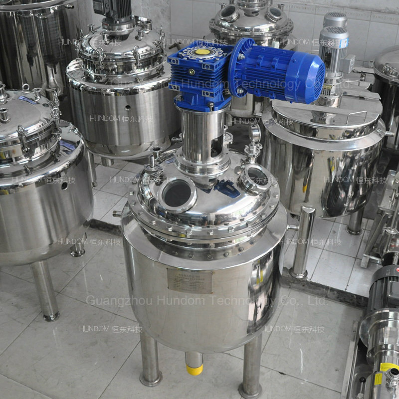 Stainless Steel Chemical Reactor/Pressure Reactor