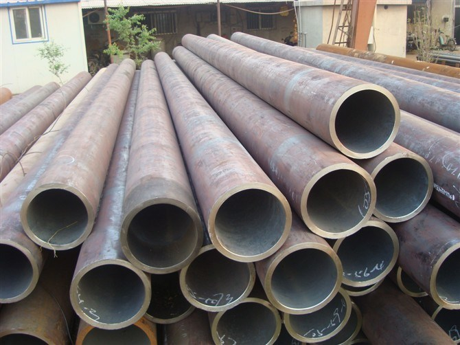 High Quality API 5L Big Size Seamless Steel Pipe/Tube