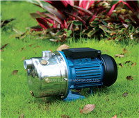 Stainless Steel Self-Priming Pump (0.5HP 370W for clean water)