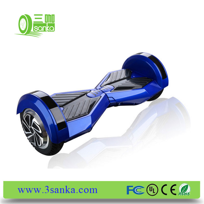 8 Inch Self Balancing Two Wheels Electric Scooter with Samsung Battery Uwheel Hoverboard