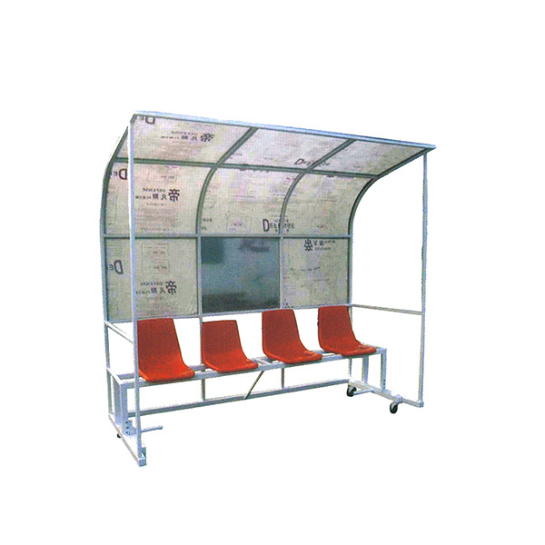 Most Popular Football Stadium Equipment Portable Soccer Team Shelter