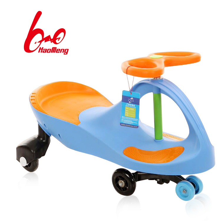 Newest Fashion Design Kids Twist Car Plasma Car