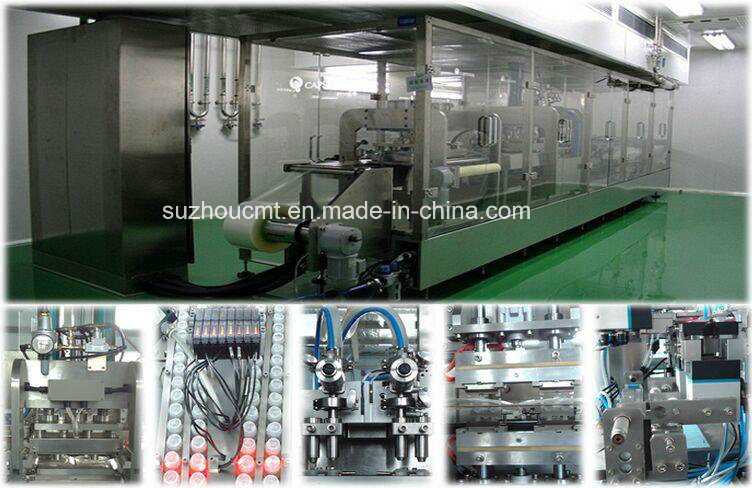 Non-PVC Soft Transfusion Bag Production Line