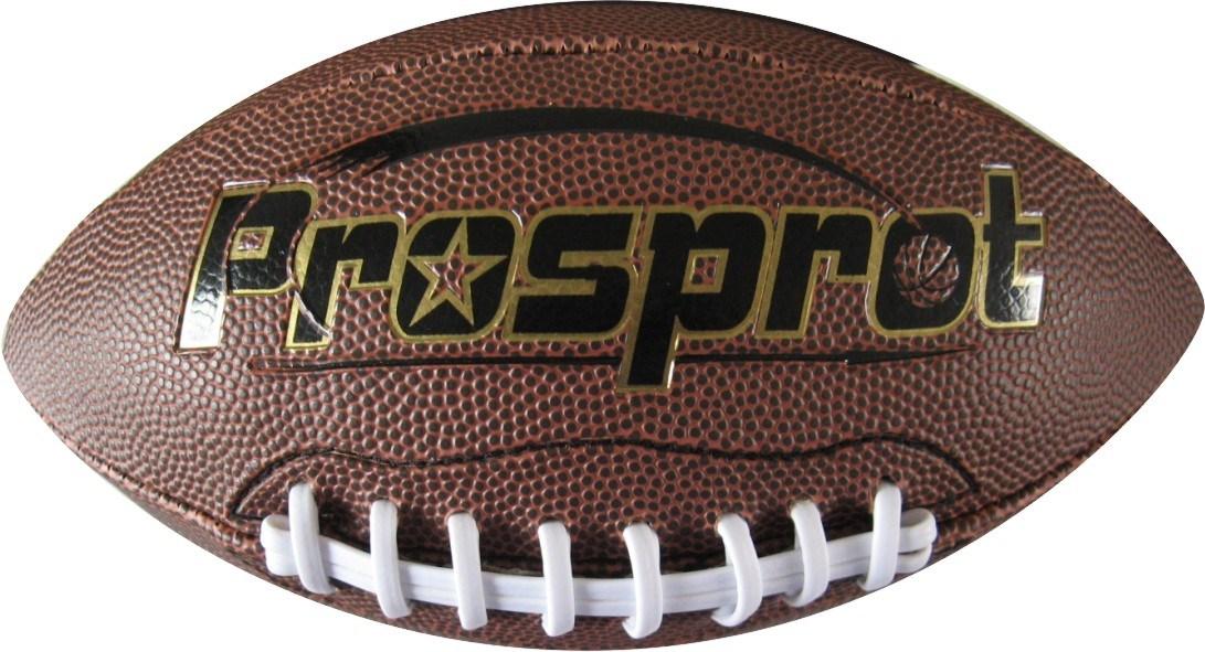 9# PVC Machine Stitching American Football