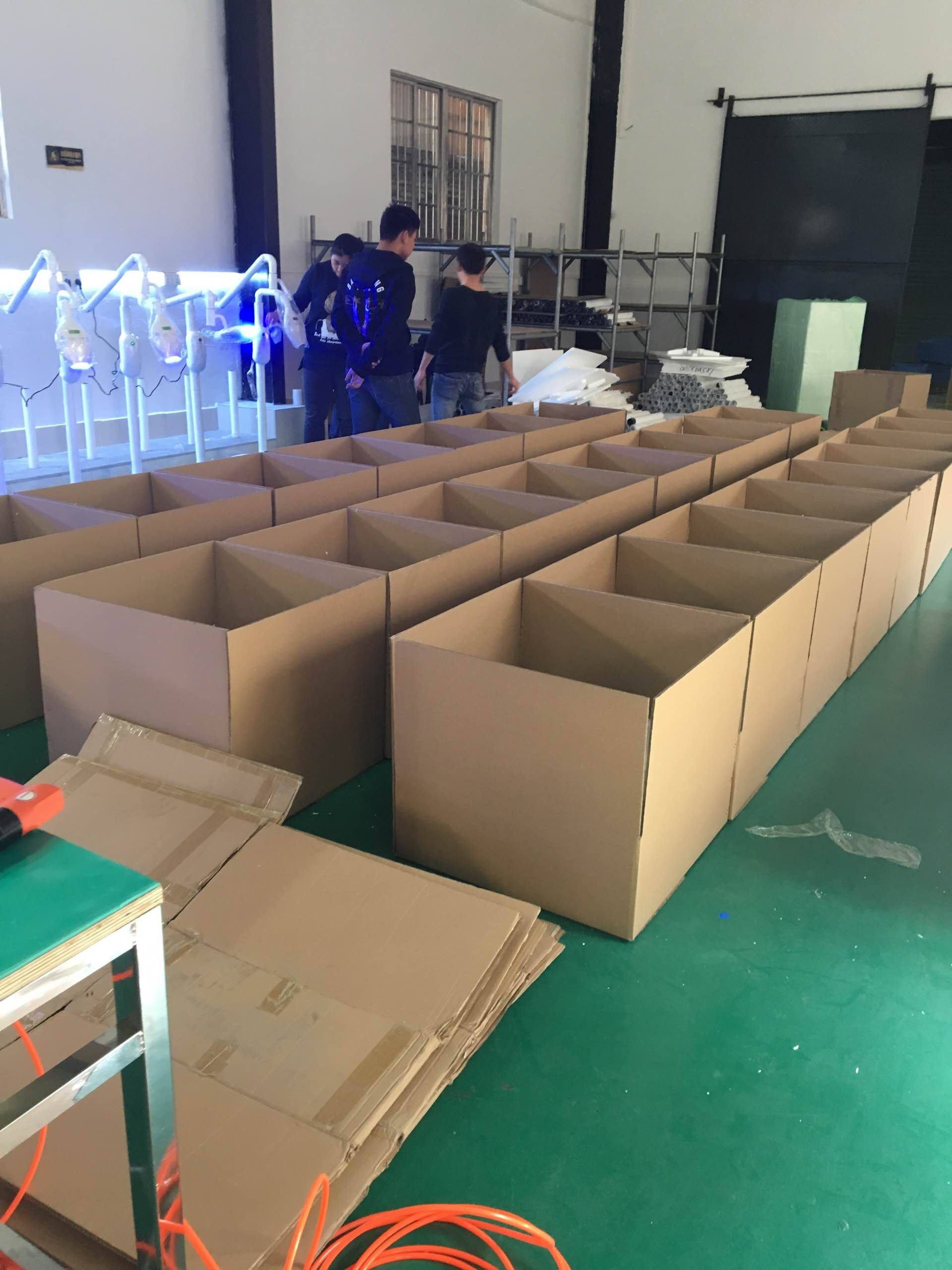 40W Cold Blue LED Bleaching System