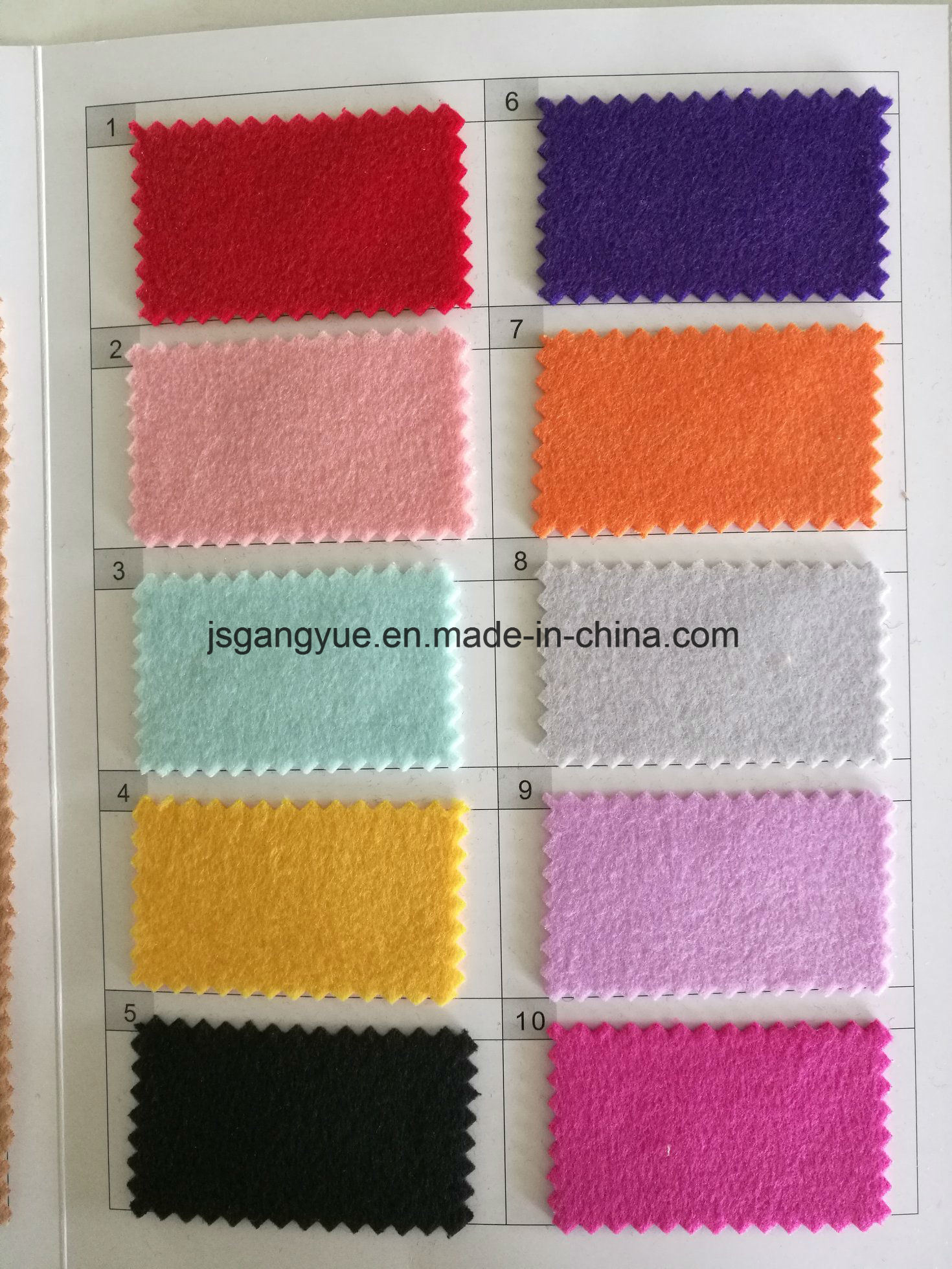 T/R Elastic Double-Faced Woven Fabric