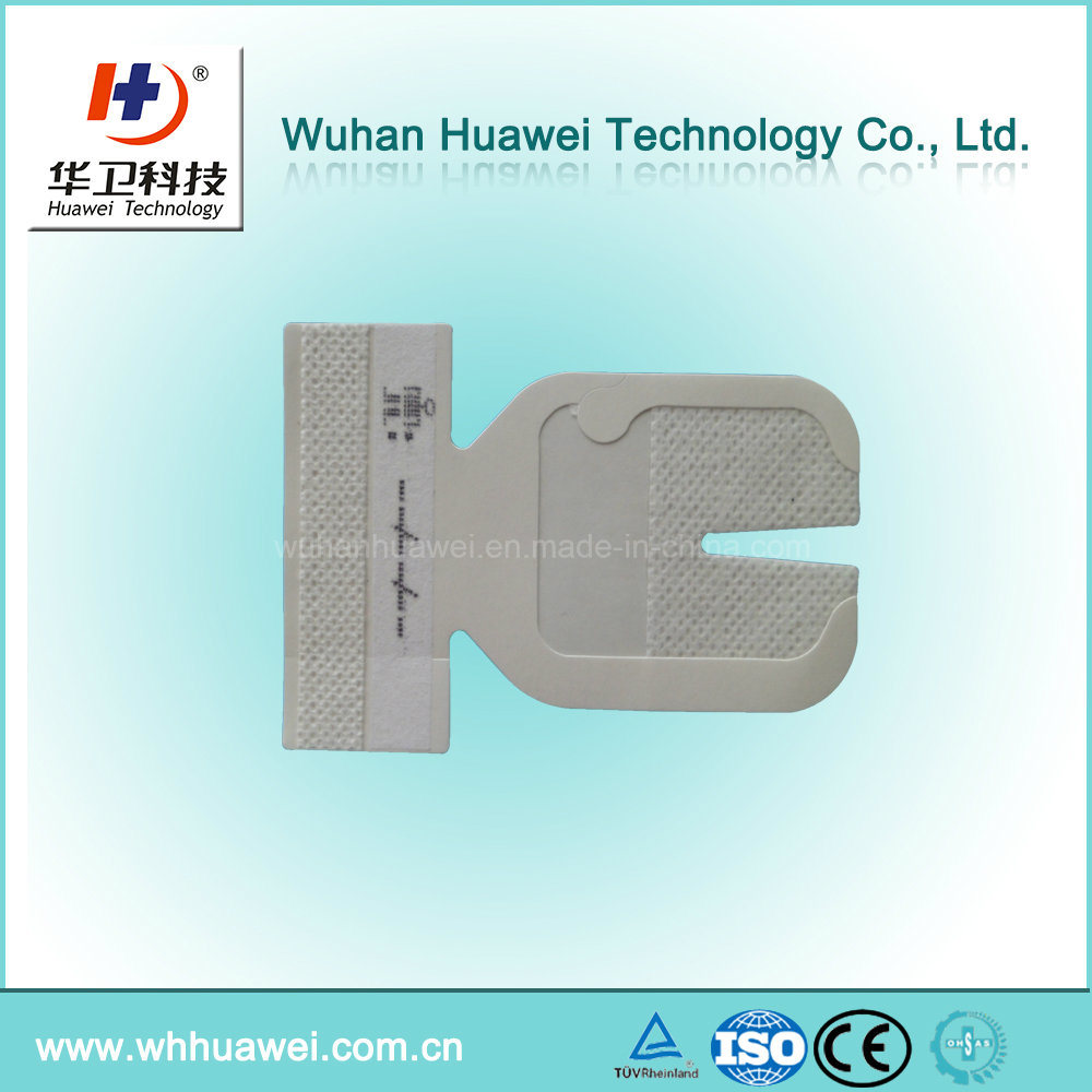 2017 Product Free Samples Medical Transparent Waterproof I. V. Cannula Dressing