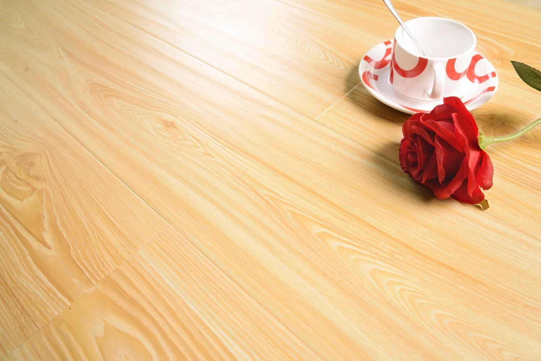 12mm Waterproof Embossed Parquet Laminate Flooring for Living Room