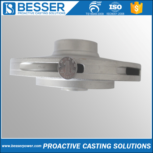 Turbocharger Casting Water Pump Impeller Parts