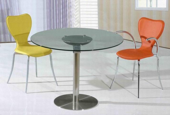 China Round Foldable Dining Table SA 5110 China Round Foldable