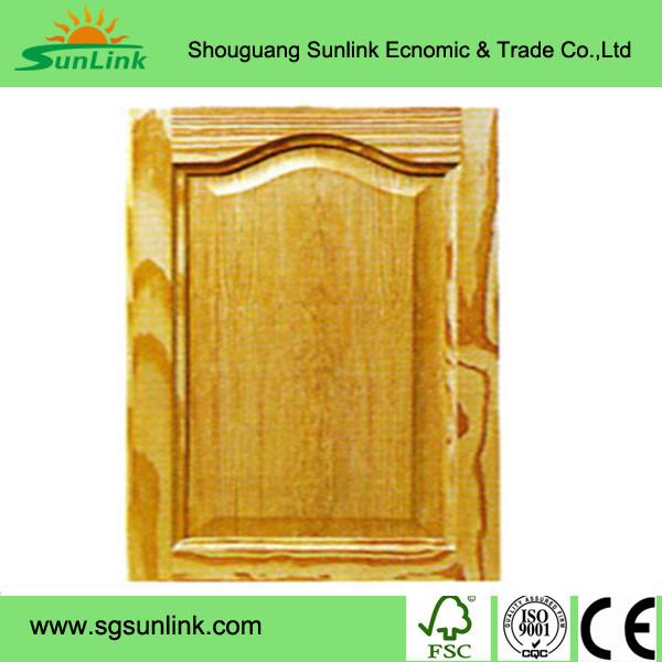 2016 New Design Kitchen Cabinet Door Interior Position PVC Wooden Door