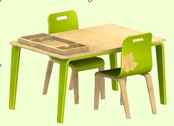 Durable School Kids Furniture Hot Children Furniture (KF-04)