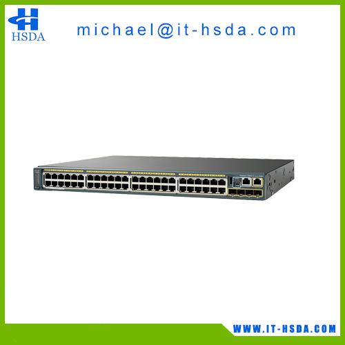 Ws-C2960X-48td-L 48-Ports Switch for Cisco