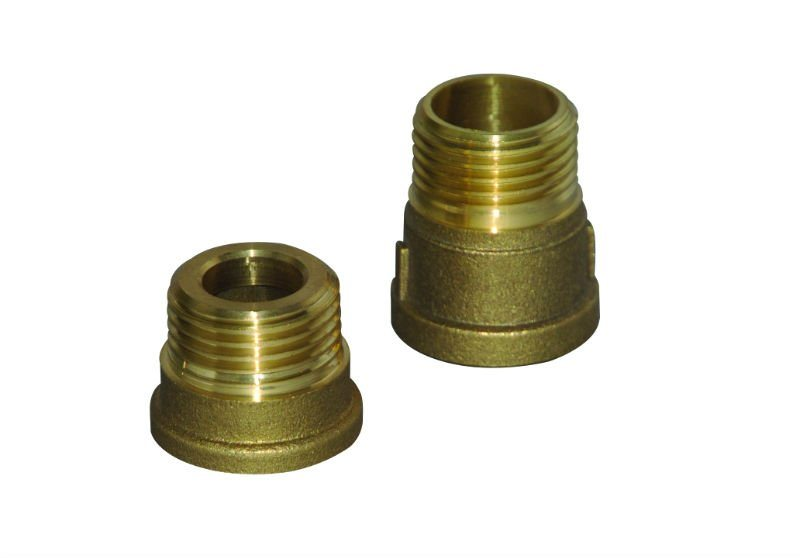 Brass Extension Mf Screw Fittings