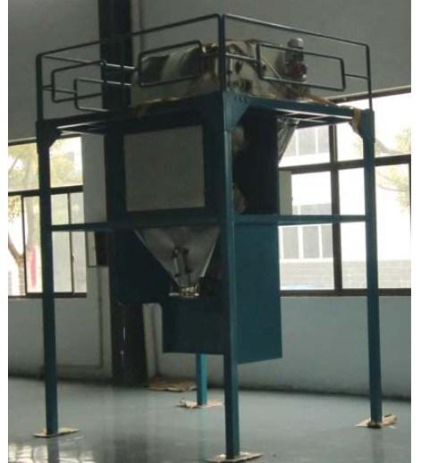 Fertilizer Filling and Bagging Machine