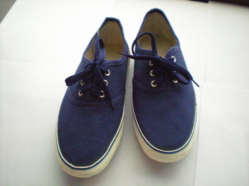 china blue canvas tennis shoes w 01 china canvas