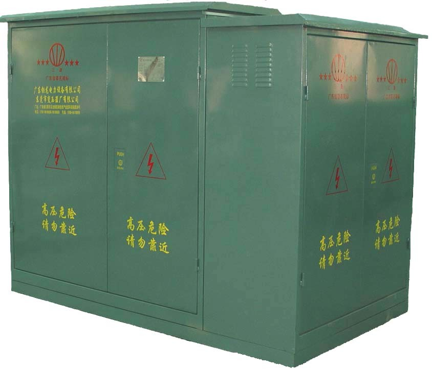 Compact Substation Transformer for Step-up Station
