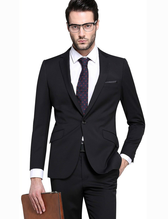 china 2016 latest fashion men s business suit new design