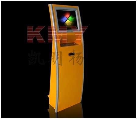 Newest Self-Service Touch Screen Payment Kiosk (8501B)