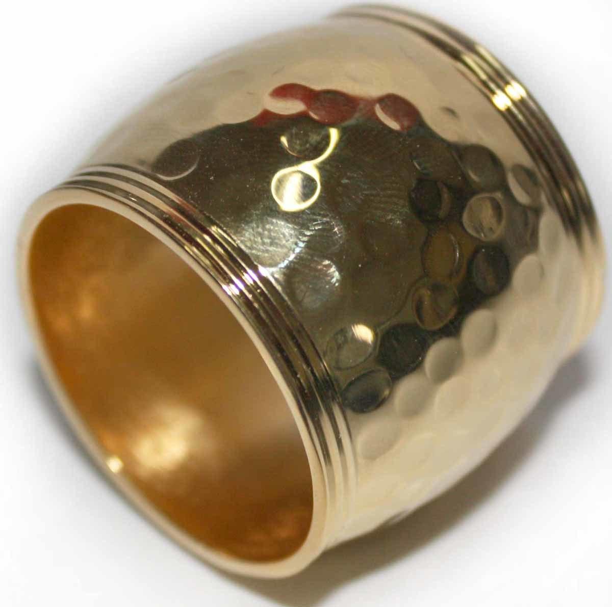 China Napkin Ring - 1 - China Napkin Ring, Gold Napkin Ring