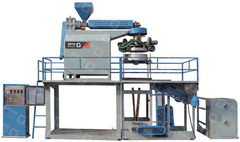 PP Polypropylene Film Blowing Machine/ Blown Film Machine with Rotary Die Head