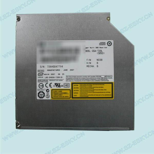 DVD/CD ROM drive problem (HL-DT-ST DVDRAM GSAN ATA) - HP Support Community