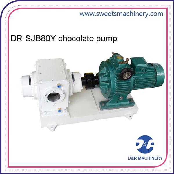 Water-Circulating Chocolate Machine Chocolate Dosing Feeding Pump