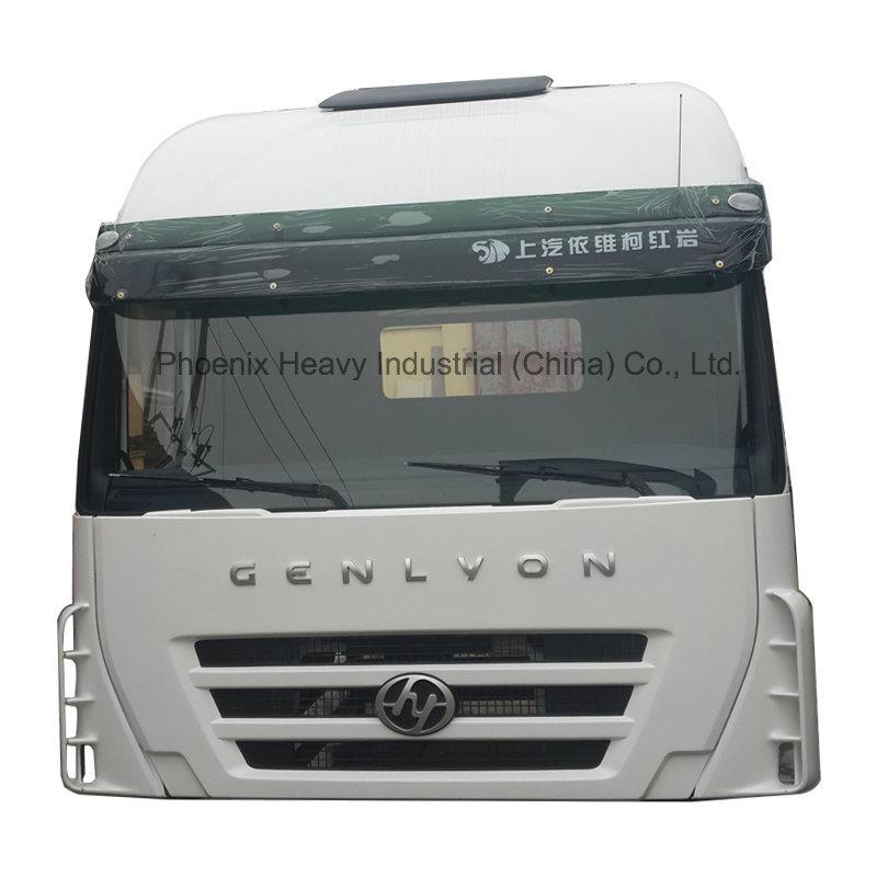 High Roof Hongyan Iveco Genlyon Heavy Truck Cab