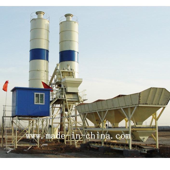 50m3/H High Quality Automatic Concrete Batching Plant / Concrete Mixing Plant