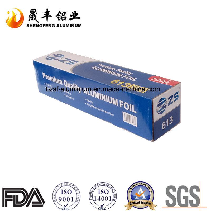 Super Strength Aluminum Foil for Food Packing