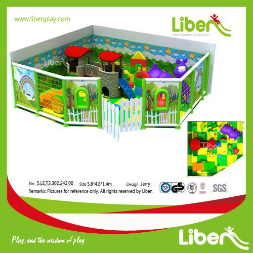 China Soft Play Zone Children Foam Indoor Playground for Home ...