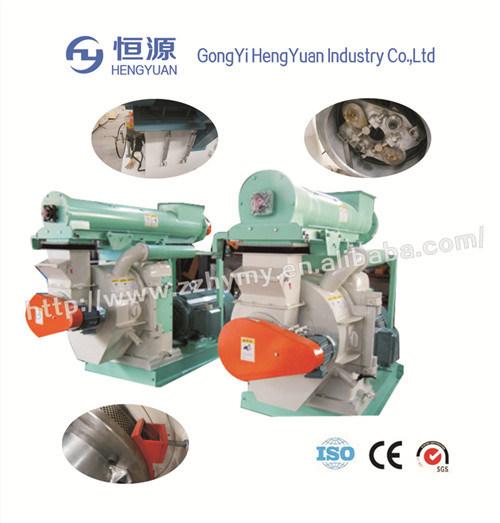 High Output Biomass Wood Waste Pellet Machine Production Line