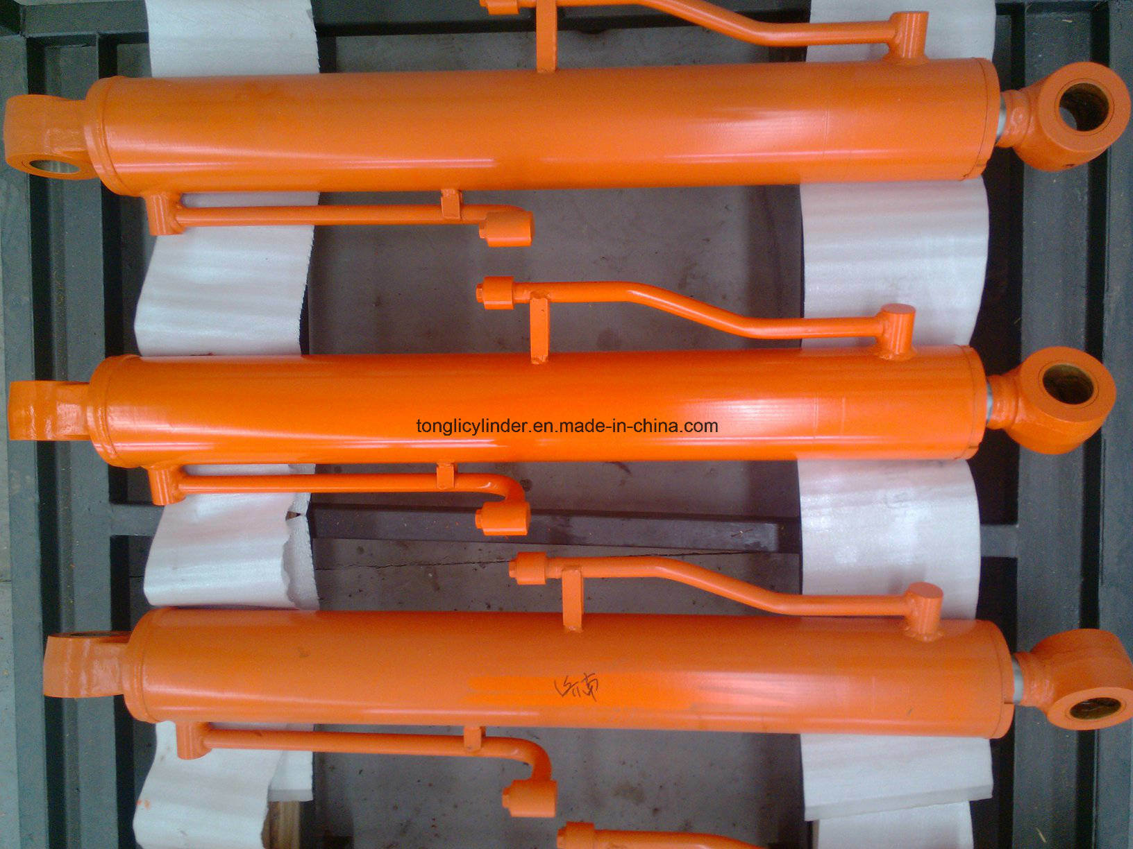 Dh60 Doosan Excavator Bucket Cylinder / Hydraulic Cylinders for Sale