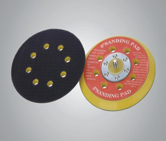 "5"" Sanding Pad with 8 Holes"