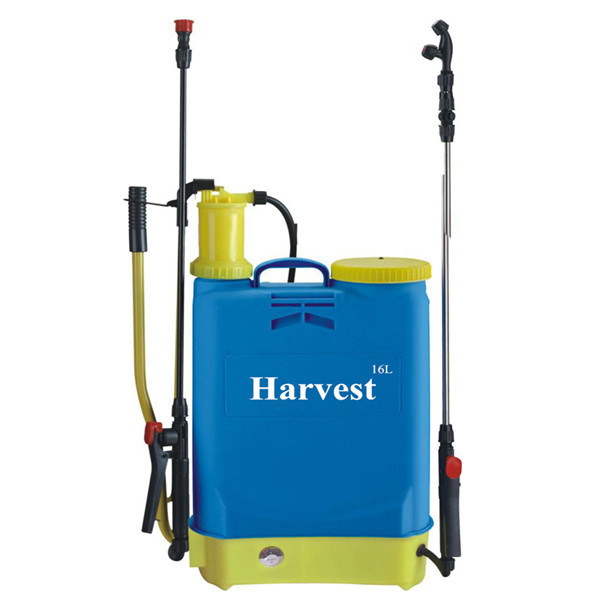 Agricultural 2 in 1 Battery and Hand Sprayer (HT-16C-21)